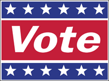 Picture of Vote Yard Sign (VYS#002)