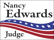 Picture of Judge Yard Sign (JYS#002)