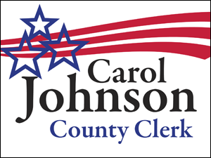 Picture of County Clerk Yard Sign (CC2YS#002)