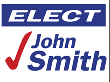 Picture of Elect Yard Sign (EYS#002)