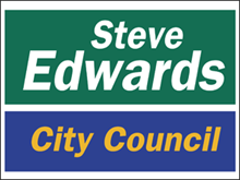 Picture of City Council Yard Sign (CC5YS#002)
