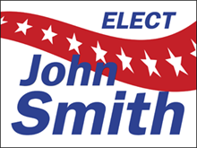 Picture of Elect Yard Sign (E3YS#002)