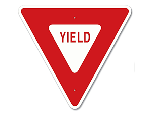 Picture of Yield Sign