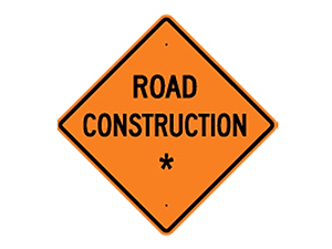 Picture of Road Construction Sign (W20-1*27)