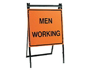 Picture of A-Frame/Men Working (AFMWRA)