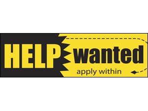 Picture of Help Wanted Banner (HWB#001)