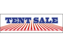 Picture of Tent Sale Banner (TSB#001)