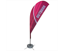 Picture of Teardrop Flag