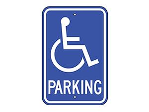 Picture of  Handicap Parking (G-40RA5)