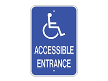 Picture of Handicap Accessible Entrance (G-65NRA5)
