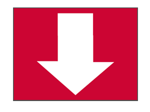 Picture of Down Directional Yard Sign (DDYS#002)