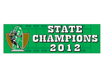 Picture of State Champions Banner (SCB#001)