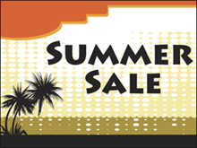Picture of Summer Sale Yard Sign (SS4YS#002)