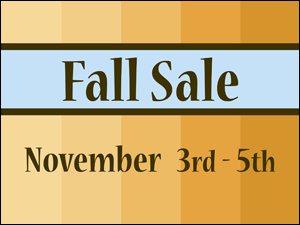 Picture of Fall Sale Yard Sign (FS2YS#002)