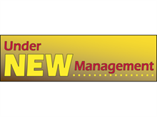 Picture of New Management Banner (UNMB#001)