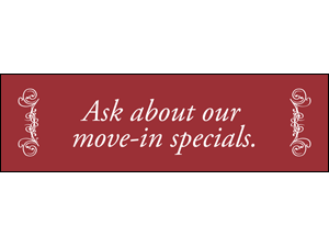 Picture of Ask About Our Specials Banner (AAOSB#001)