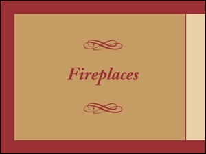 Picture of Fire Places Yard Sign (FPYS#002)