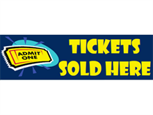 Picture of Tickets Sold Here Banner (TSHB#001)