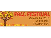 Picture of Fall Festival Banner (FFB#001)