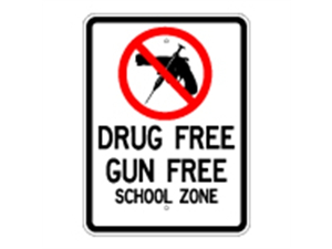 Picture of Drug Free Gun Free (S2-9RA9)