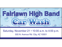 Picture of Car Wash Vehicle Magnetics (CW2VM#004)