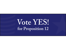 Picture of Vote Yes Label (VY3L#003)