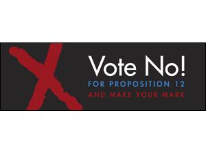 Picture of Vote No Label (VN3L#003)