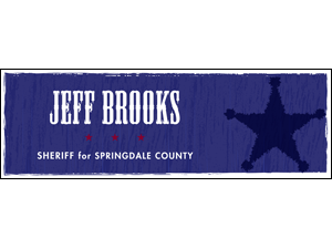 Picture of  Elect Sheriff Label (ES3L#003)