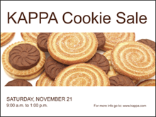 Picture of Cookie Sale Yard Sign (CS2YS#002)