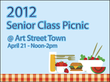 Picture of Picnic Yard Sign (P4YS#002)