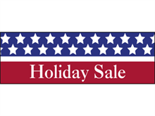 Picture of Holiday Sale Banner (HSB#001)