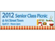 Picture of Picnic Banner (PB#001)