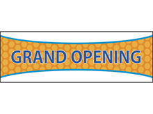 Picture of Grand Opening Banner (GO4B#001)