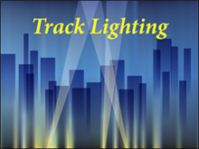 Picture of Track Lighting Yard Sign (TLYS#002)