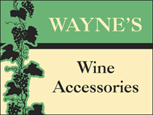 Picture of Wine Accessories Yard Sign (WAYS#002)