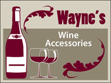 Picture of Wine Accessories Yard Sign (WA2YS#002)