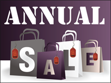 Picture of Annual Sale Yard Sign (ASYS#002)