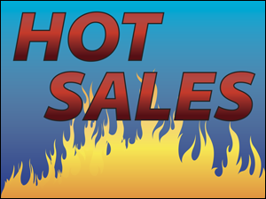 Picture of Hot Sale Yard Sign (HSYS#002)