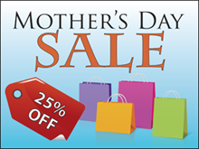 Picture of Mother's Day Sale Yard Sign (MDSYS#002)