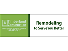 Picture of Remodeling Banner (R2B#001)