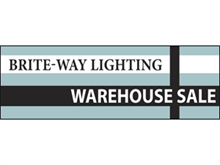 Picture of  Warehouse Sale Banner (WHS3B#001)