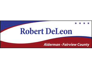 Picture of Alderman Banner (A3B#001)