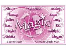 Picture of Magic Soccer  Banner (MSB#001)