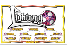 Picture of Lighting Soccer  Banner (LSB#001)