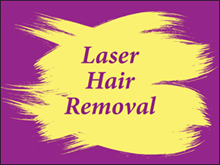 Picture of Laser Hair Removal Yard Sign (LHRYS#002)