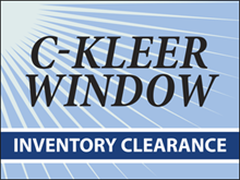Picture of Inventory Clearance Yard Sign (IC5YS#002)