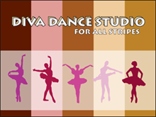 Picture of Dance Studio Yard Sign (DS2YS#002)
