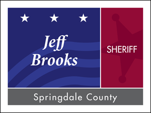 Picture of Elect Sheriff Yard Sign (ES2YS#002)