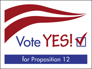 Picture of Vote Yes Yard Sign (VY2YS#002)