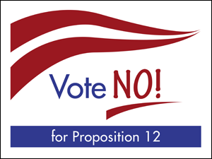 Picture of  Vote No Yard Sign (VN2YS#002)